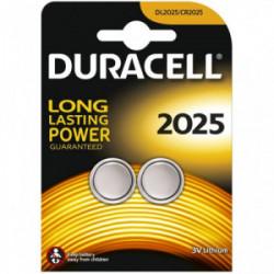 Blister 2 piles Electronics 2025 de marque DURACELL, référence: B4311200