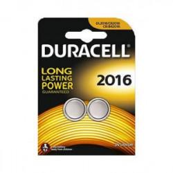 Blister 2 piles Electronics 2016 de marque DURACELL, référence: B4311300