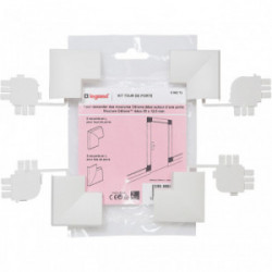Tour porte celiane 30x12.5 mm de marque LEGRAND, référence: B4319700