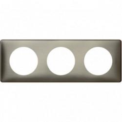 Celiane plaque 3 poste tungstene de marque LEGRAND, référence: B4333800