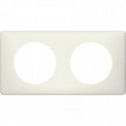 Celiane plaque 2 postes craie de marque LEGRAND, référence: B4336700