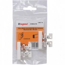 DLP embout 40x16 mm de marque LEGRAND, référence: B4338400