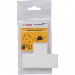 DLP Té dérivation 32x12.5 mm de marque LEGRAND, référence: B4338800