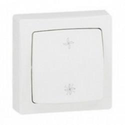 ASL commande VMC saillie blanc de marque LEGRAND, référence: B4344800