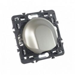 Celiane sortie de câble avec serre-câble titane à composer de marque LEGRAND, référence: B4349300