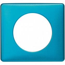 Celiane plaque 1 poste blue snake de marque LEGRAND, référence: B4351400