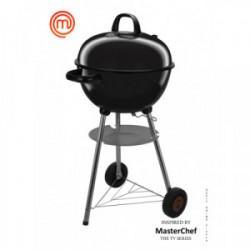 Barbecue charbon Kettle 57 cm de marque MasterChef, référence: J4394600