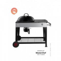 Barbecue charbon Party Grill 57 cm de marque MasterChef, référence: J4394900