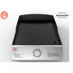 Plancha électrique 2400 W de marque MasterChef, référence: J4395700