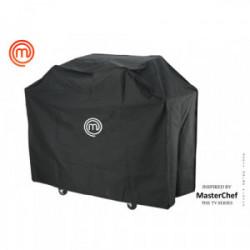 Housse Luxe pour BBQ à gaz 4 brûleurs de marque MasterChef, référence: J4397900