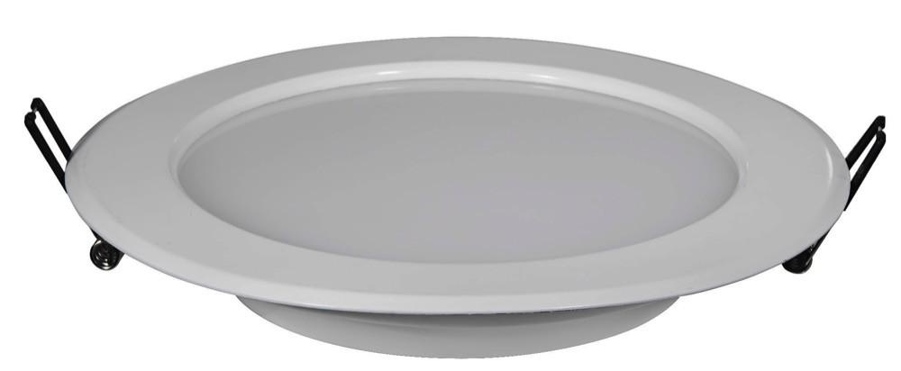 Plafonnier LED encastrable rond 18W - 1200 Lm - 4000K
