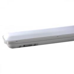 Réglette LED 18W - 0,60M - 1500Lm - 4000K - IP65 de marque FOX LIGHT, référence: B4399500