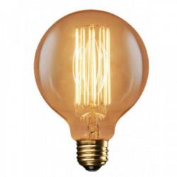 Ampoule décorative G95 F2-17  40W  E27 de marque FOX LIGHT, référence: B4403100