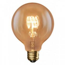 Ampoule décorative G95 F1-23 40W  E27 de marque FOX LIGHT, référence: B4403200