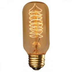 Ampoule décorative T45 F5-24 40W  E27 de marque FOX LIGHT, référence: B4403300