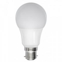 Ampoule LED B22 9W 3000K  810Lm de marque FOX LIGHT, référence: B4403800