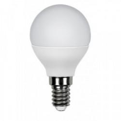 Ampoule LED - Sphérique E14 5W  3000K  400Lm de marque FOX LIGHT, référence: B4404800