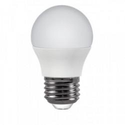 Ampoule LED - sphérique E27 5W 3000K  400Lm de marque FOX LIGHT, référence: B4405000