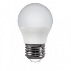 Ampoule LED - Sphérique B22 5W 3000K  400Lm de marque FOX LIGHT, référence: B4405100