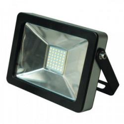 Projecteur plat 10W - 800 Lm - 6500K - IP65 de marque FOX LIGHT, référence: B4407300