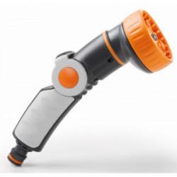 Lance d'arrossage ergnomique débit moyen 8 Jets - Orange de marque GF, référence: J4410700
