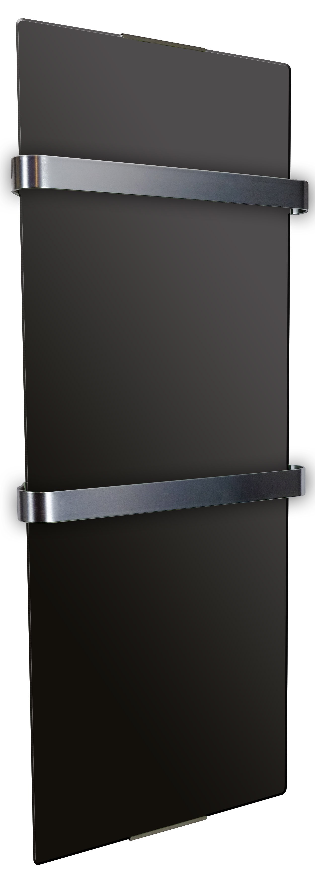 Radiateur seche serviette décoratif design Noir 1200W