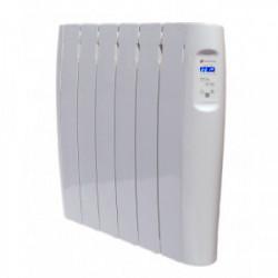 Radiateur à inertie - indicateur de consommation 750W RC6M de marque HAVERLAND, référence: B4428000