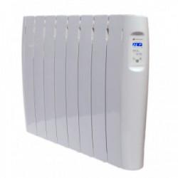 Radiateur à inertie - indicateur de consommation 1000W RC8M de marque HAVERLAND, référence: B4428100