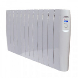 Radiateur à inertie - indicateur de consommation 1500W RC12M de marque HAVERLAND, référence: B4428300