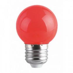 Ampoule LED 1W E27 couleur Rouge de marque FOX LIGHT, référence: J4435400