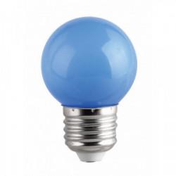 Ampoule LED 1W E27 couleur Bleue de marque FOX LIGHT, référence: J4435500