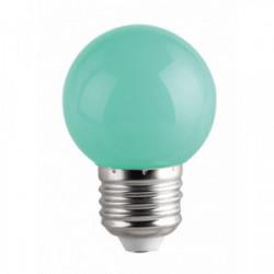 Ampoule LED 1W E27 couleur Verte de marque FOX LIGHT, référence: J4435600