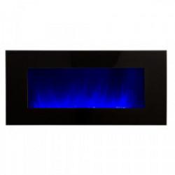 """Cheminée électrique """"Volcano XXL"""" - Wifi Color Style de marque CHEMIN'ARTE, référence: B4444600"""