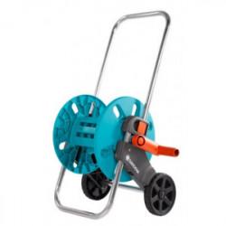 Dévidoir d'arrosage sur roues Aquaroll S - non équipé de marque GARDENA, référence: J4450600