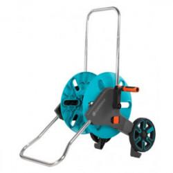 Dévidoir d'arrosage sur roues Aquaroll M - non équipé de marque GARDENA, référence: J4450900