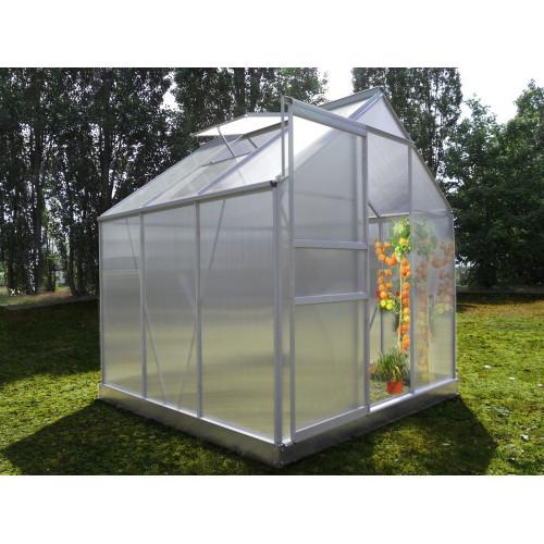 Chalet & Jardin Serre Jardin Polycarbonate - DIAMANT 66 - 2,28M² - ...