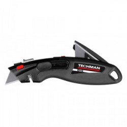 Couteau de Sécurité 3en1 à Réservoir de marque TECHMAN, référence: B4485300
