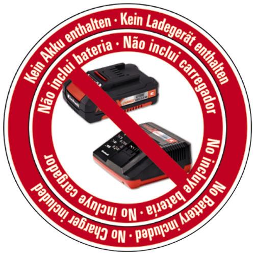 Polisseuse carrosserie sans fil CE-CB 18/254 Li - Solo (sans batterie ni chargeur) - EINHELL