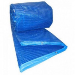 Couverture à bulles de piscine -Eté - hexagone 3,12 x 2,67 m de marque WATER CLIP, référence: J4506000