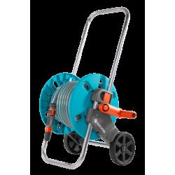 Dévidoir d'arrosage sur roues Aquaroll S - équipé et non monté de marque GARDENA, référence: J4450700