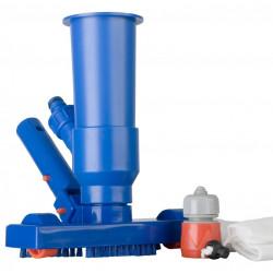 Nettoyeur micro-venturi avec roues et brosses de marque GRE POOLS, référence: J4560300