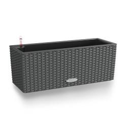 Pot Balconera Cottage 50 - kit complet, granit - 50 cm de marque LECHUZA, référence: J4579100
