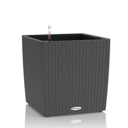 Cube Cottage 30 - kit complet, granit 30 cm de marque LECHUZA, référence: J4580300