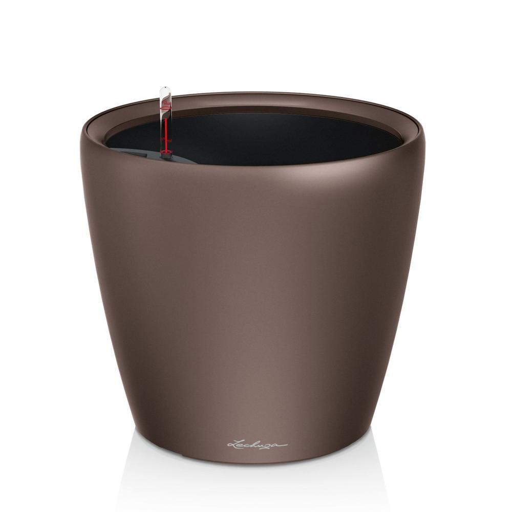 Classico Premium LS 28 - kit complet, espresso métallisé Ø 28 x 26