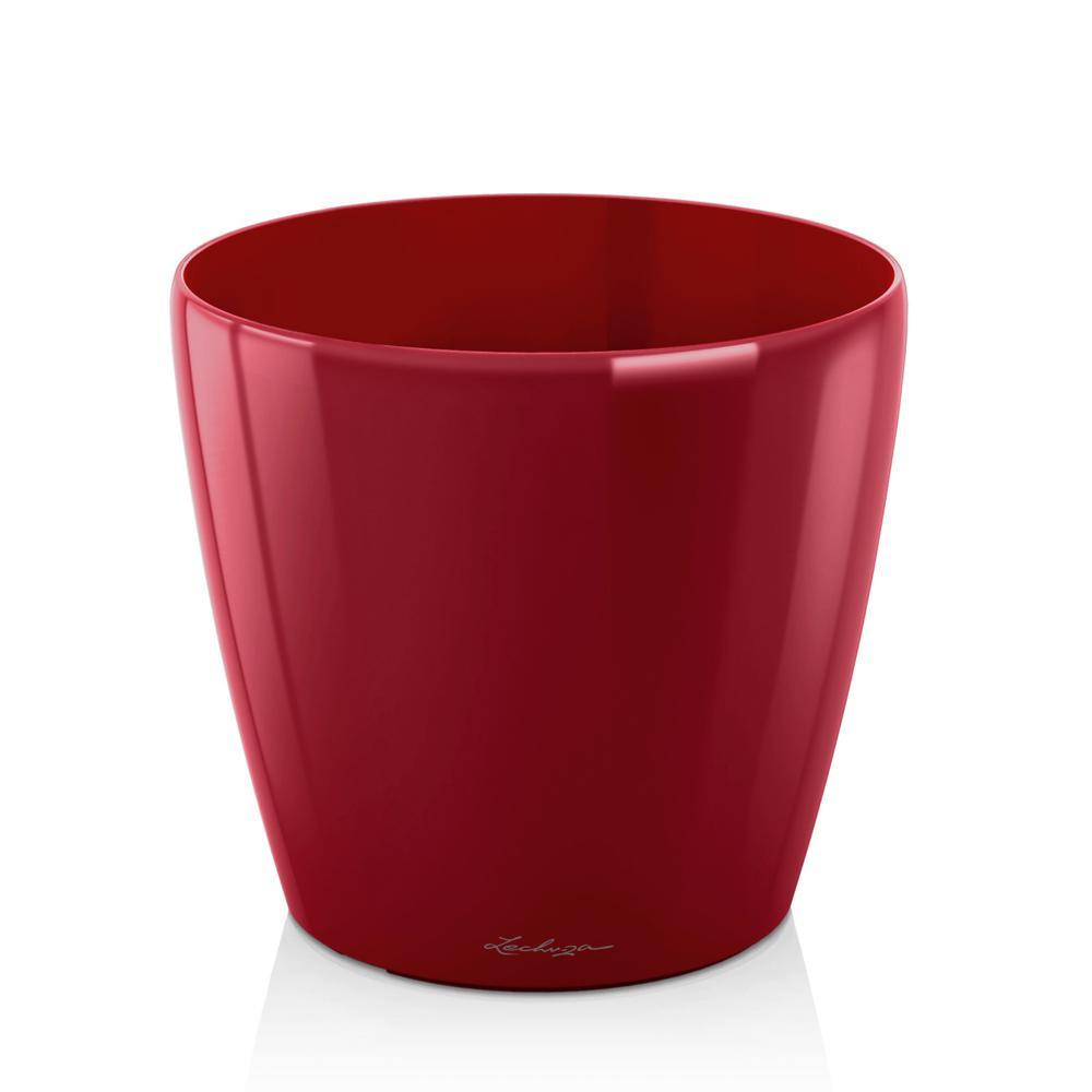 Classico Premium 70, rouge scarlet brillant Ø 70 x 65