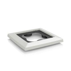 Support à roulettes pour Cubico 30, blanc de marque LECHUZA, référence: J4603100