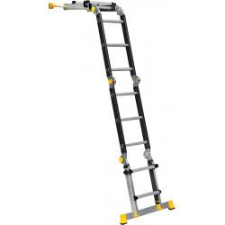 Marchepied aluminium anodisé X-O 2 marches de marque CENTAURE , référence: B4634800