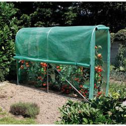 """Serre tunnel """"Tomato Greenhouse""""pour potager - 3 x 1 x 2 m de marque NORTENE , référence: J4660100"""