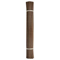 """Canisse synthétique imitation osier naturel """"Fency Wick"""" 1,50 x 3 m - Marron de marque NORTENE , référence: J4661900"""