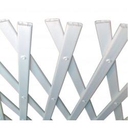 """Treillis extensible en plastique """"Trelliflex"""" 1 x 3 m - Blanc de marque NORTENE , référence: J4671500"""